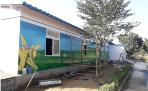 Case Study – Engineering, Procurement & Construction of Canteen Building